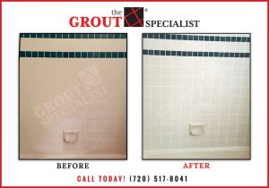 grout or tile repair