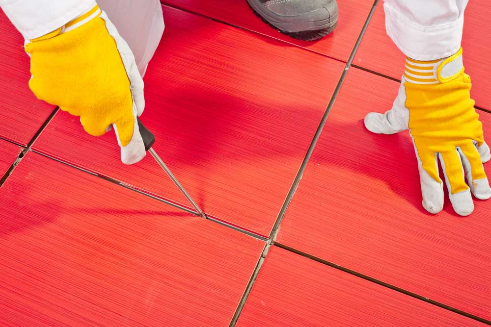 Tile Grout Recoloring Service | The Grout Specialist | The Grout ...