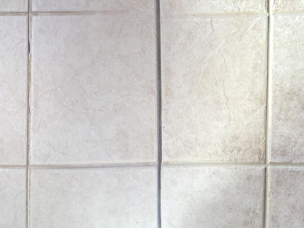 Fixing Tile Grout : Grout repair replacement service the