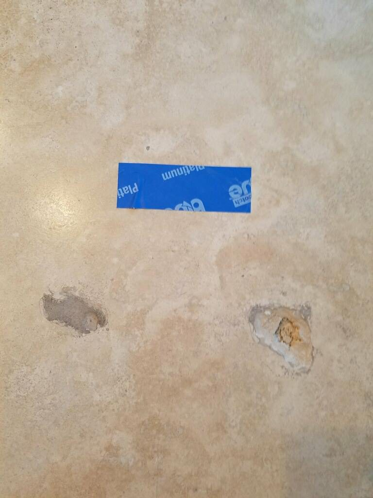 Travertine Repair The Grout Specialist