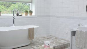 Custom-Made Bathroom