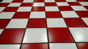 grout sealing on tile floors
